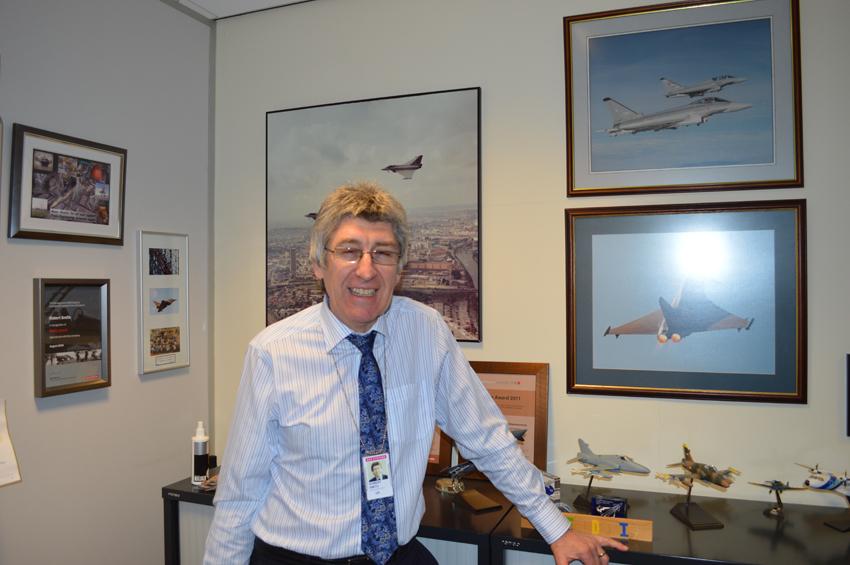 Bob Smith - BAE Systems