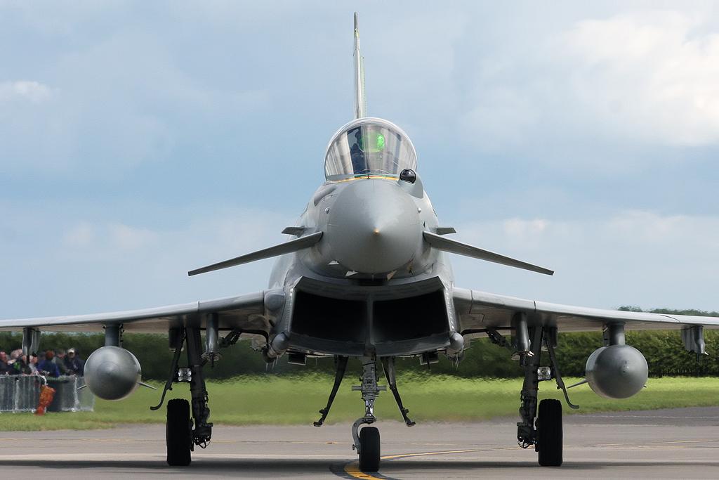 Typhoon (C) Gareth Stringer - Global Aviation Resource