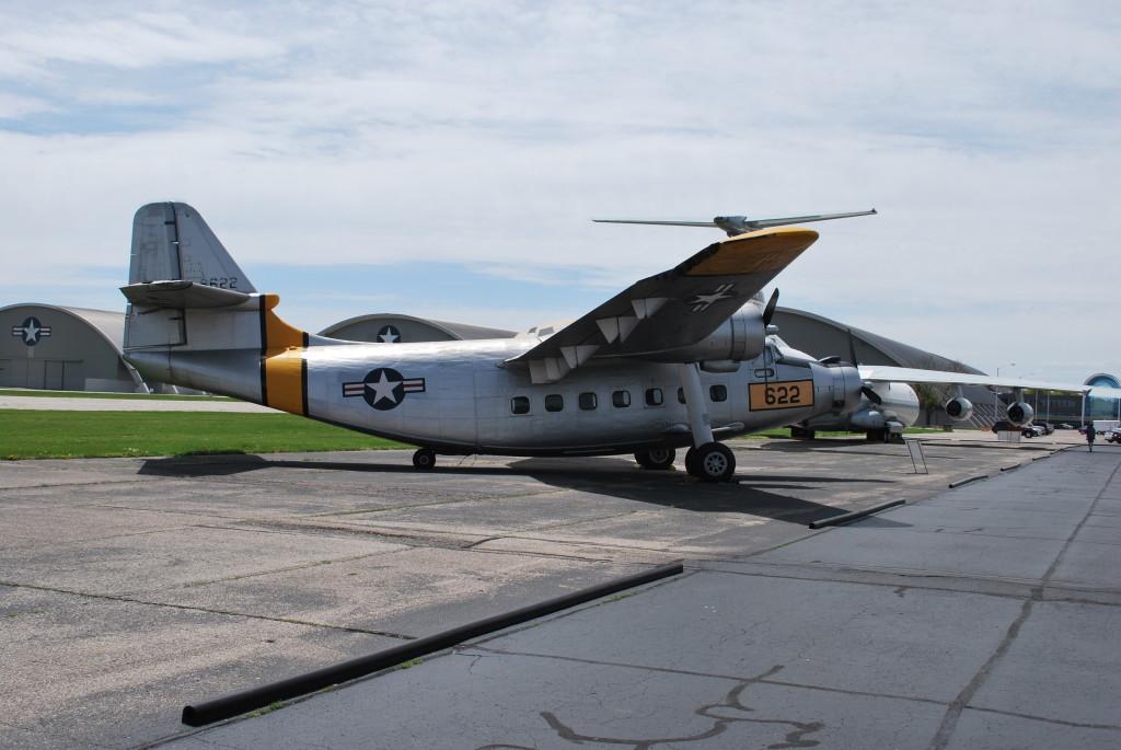 NORTHROP YC-125B RAIDER - Courtesy of DM Vanderhoof
