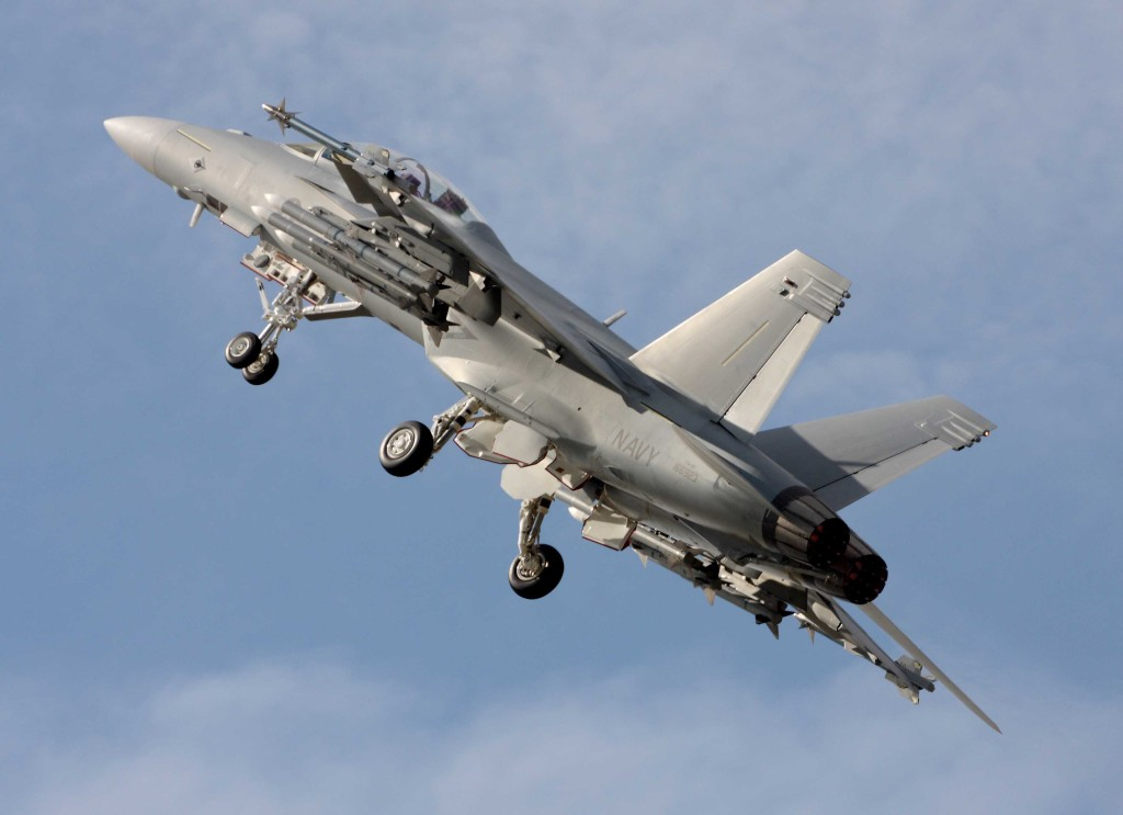 Super Hornet - Ben-Dunnell c/o RIAT