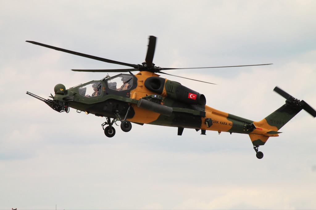 Turkish Aerospace T129 ATAK