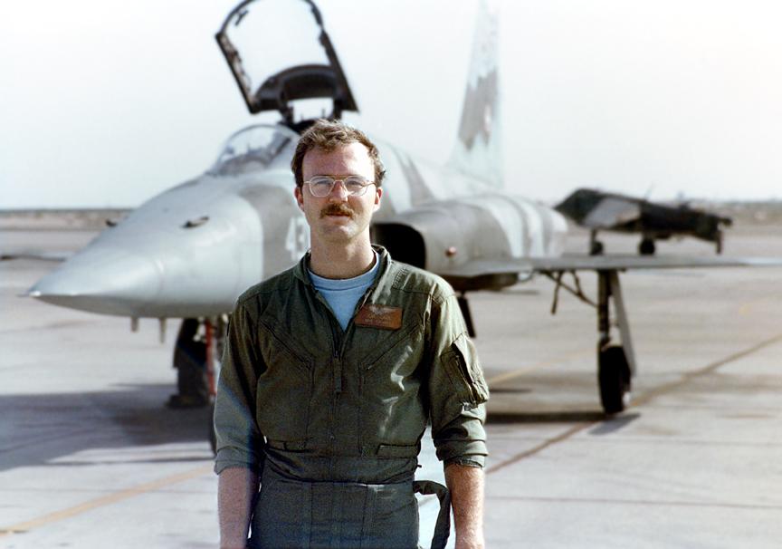 Bio and an F-5
