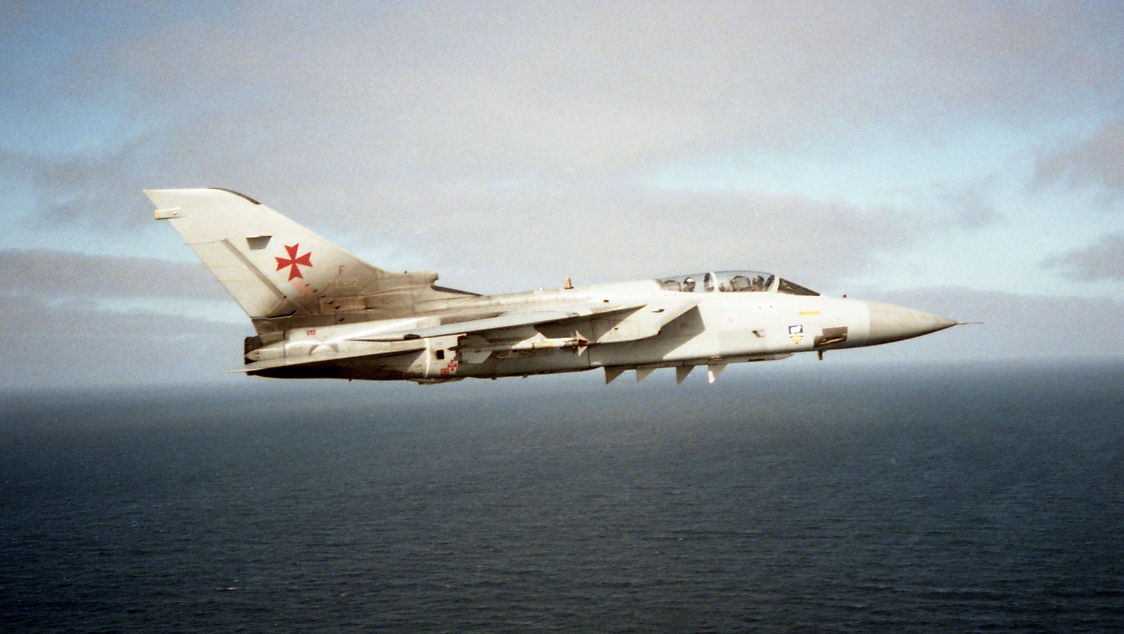 Tornado F3 - David Gledhill